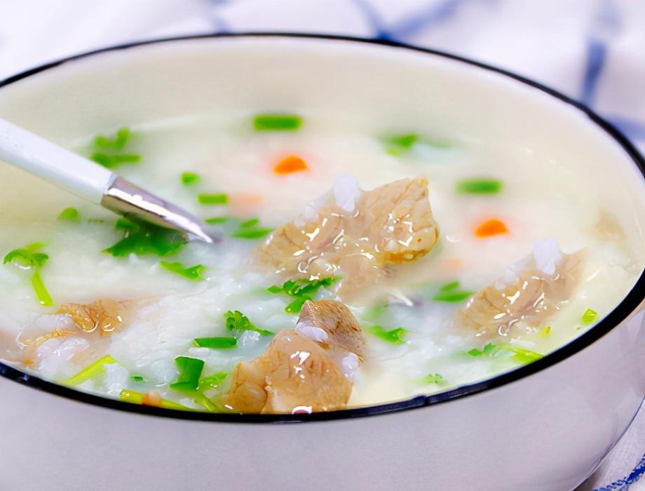 排骨粥的做法步骤图 常吃还可助长个子