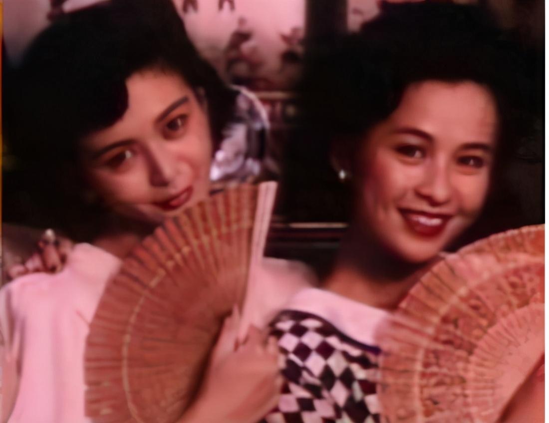 杨幂刘诗诗两闺蜜屡传不和,如今同框和好,刘嘉玲关之琳也曾这样