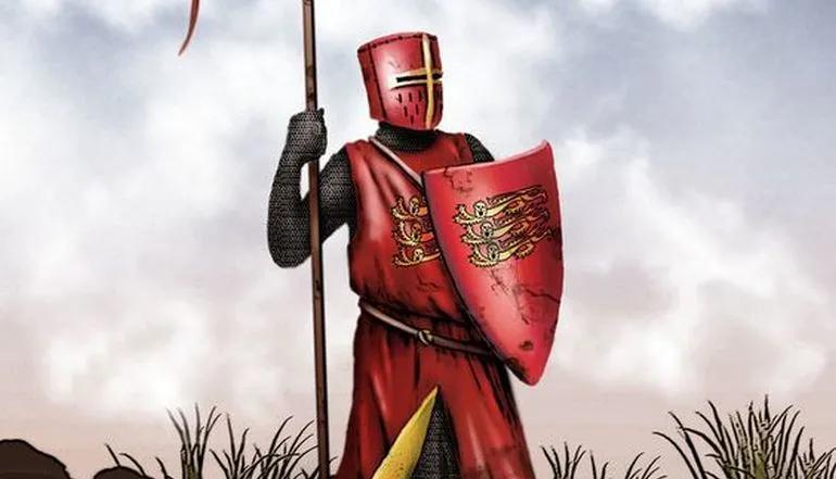强弩之末:英格兰王太子和他的第九次十字军东征