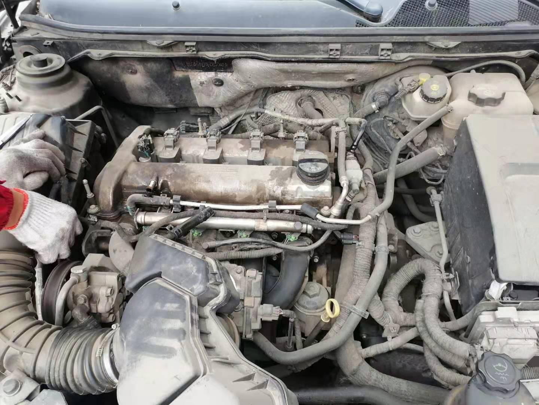 别克君威发动机混合气过稀、加速无力、油耗高 胖哥分析检查维修