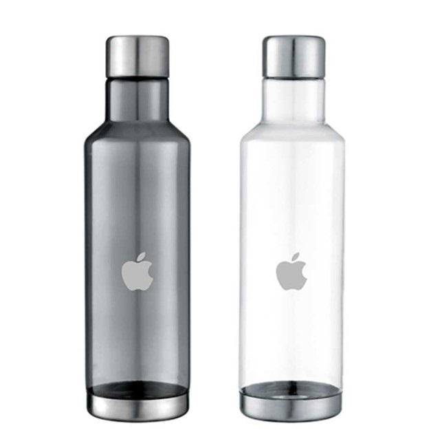 """苹果称一公司水瓶Logo跟自己的""""几乎相同"""",反对其注册"""