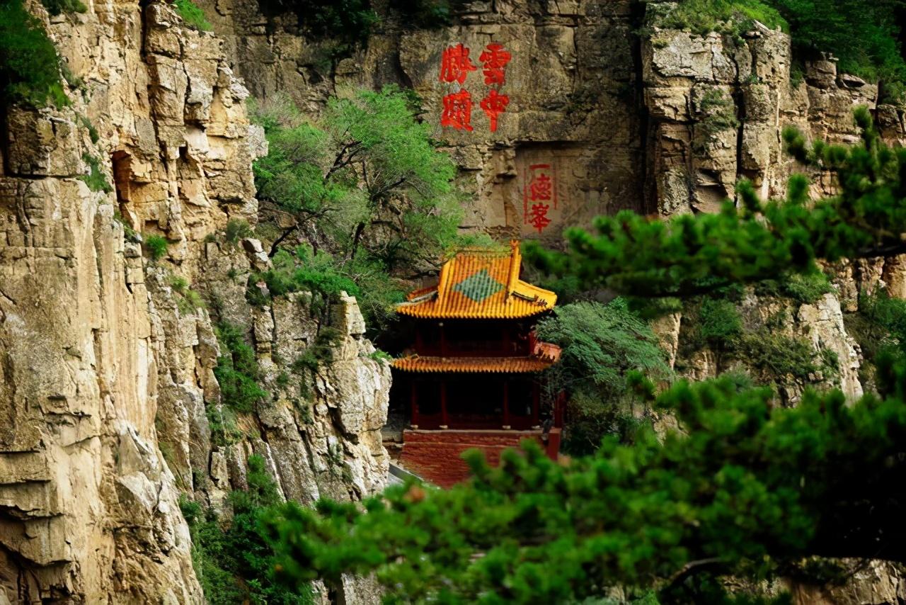 山西最值得游玩的6大景点,个个美景如画,你去过了吗?