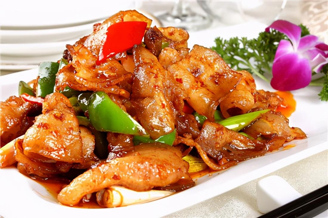 回锅肉制作的七大关键 川菜菜谱 第1张