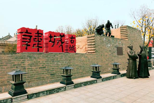 陕西有个小北京,这座古城始建于隋,却聚集大量元代建筑