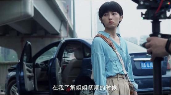"""""""我的姐姐""""即将首映,张子枫梁靖康吻戏,网友感叹妹妹长大了"""