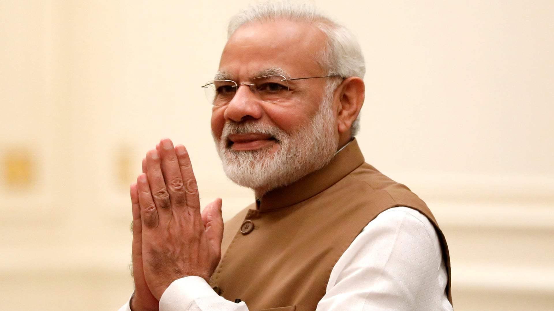 """印度没钱了?总统莫迪推特现""""乌龙事件"""",发推呼吁大家捐款"""