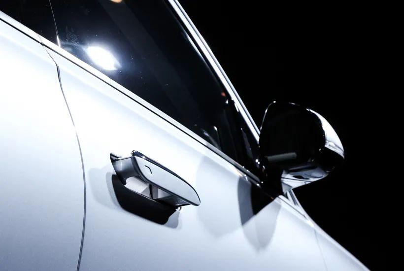 S级轿车,真正的豪华享受