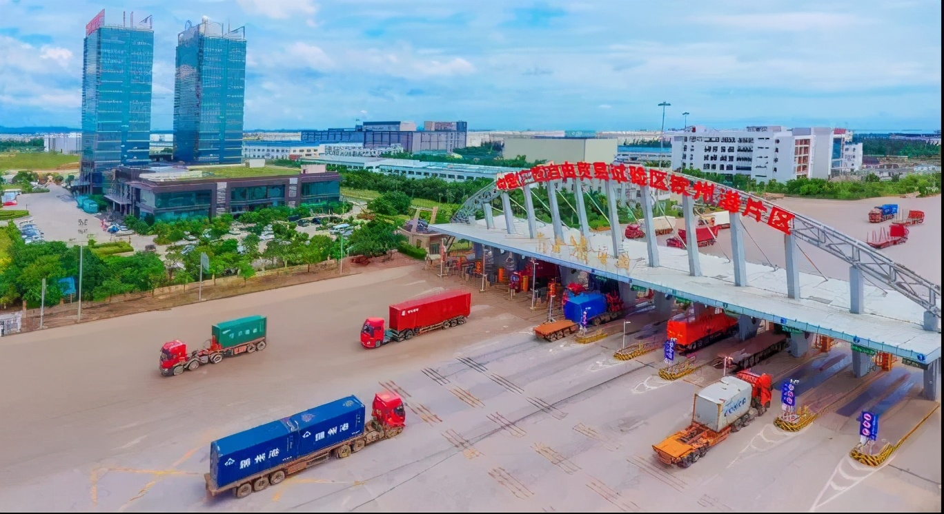 """钦州港片区:创新构建多式联运""""一单制""""综合金融服务新模式"""