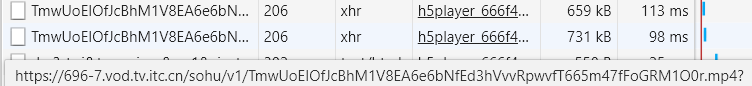 H5聊天video标签和视频文件下载那些怪事