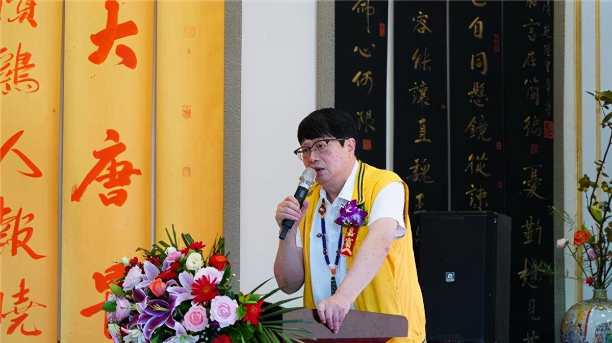 大唐荣耀—佛涛先生书法艺术雅集于北京成功举办 百位企业家到场
