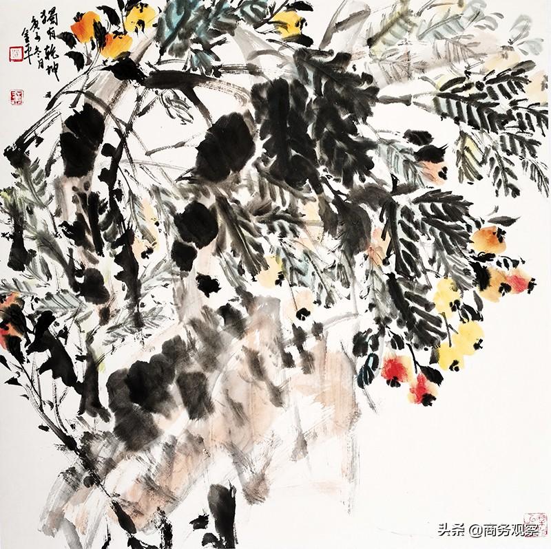 《时代复兴 沧桑百年》全国优秀艺术名家作品展——道金平