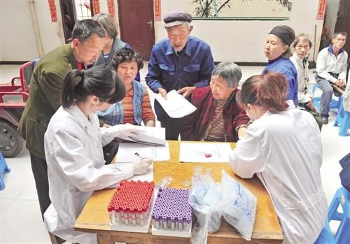 江苏射阳县千秋镇卫生院积极打造中医药特色医院