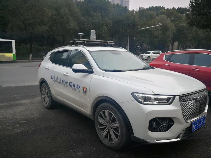 """智能AI让岳阳城市管理更具""""科技感"""""""