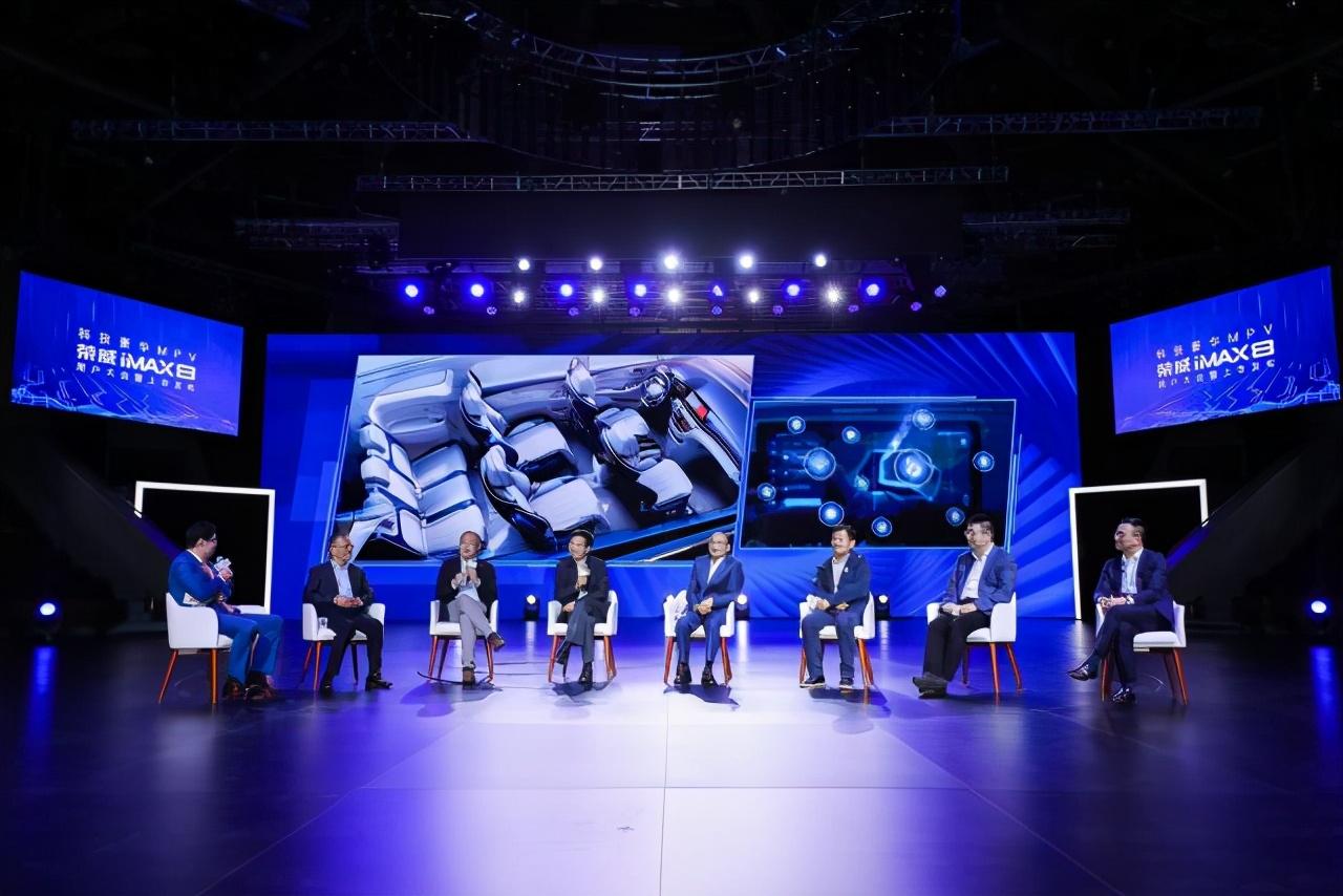科技豪华MPV荣威iMAX8重磅上市,售价18.88万元起