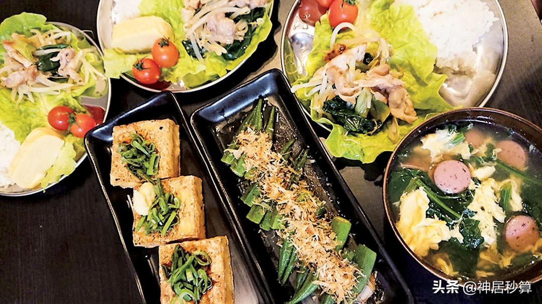 每月伙食费2万惊讶日本妈妈圈,「我一顿就能吃2万」