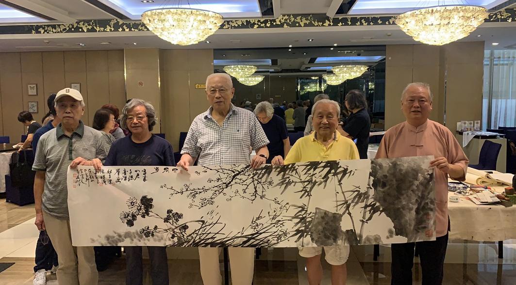 """浙江西湖书画院""""迎中秋·艺起团圆""""文化雅集活动举办"""