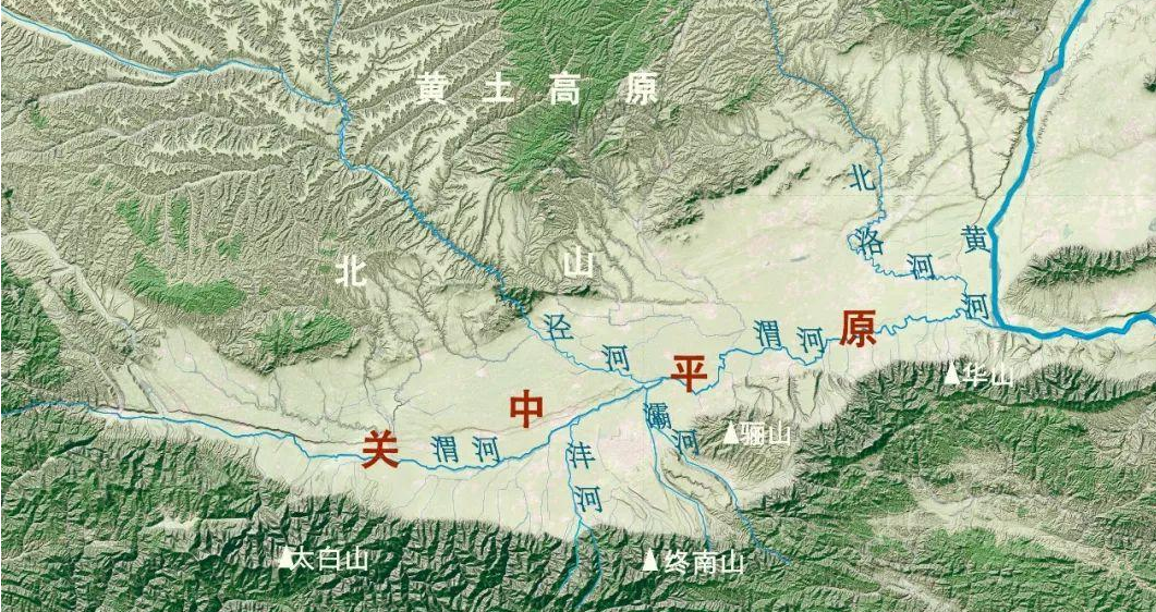 """渭水之战,""""后三国时期""""西魏和东魏之间的一场以少胜多的大战"""