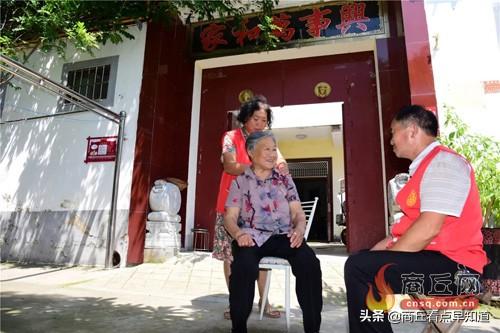 商丘市示范区马辛庄村:文明新风吹开幸福花