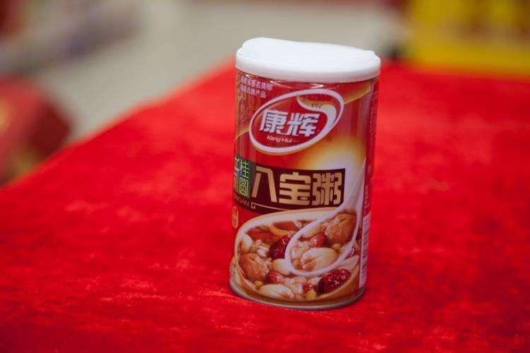 罐装八宝粥浑身是宝,勺子、罐子都有用,生活中能用得上