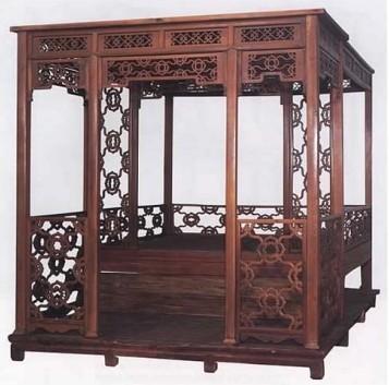 中国古代的这几种卧具,你喜欢哪一种?