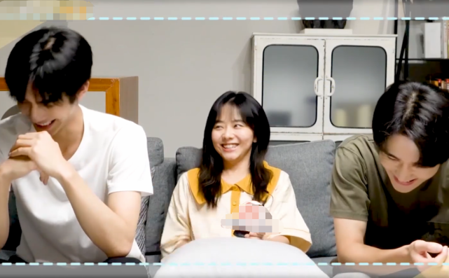 以家人之名NG最多的一场戏,张新成和宋威龙演示,谭松韵笑出声