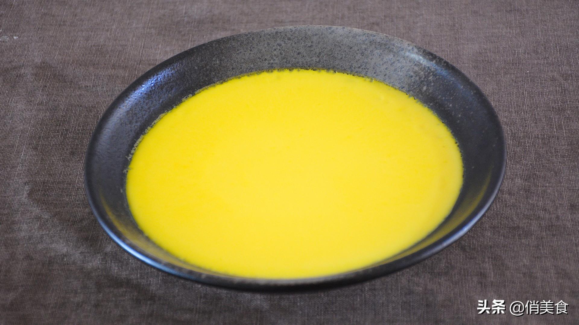蒸鸡蛋羹用冷水还是热水?很多人不知道,记住这4步,滑嫩爽口 美食做法 第3张