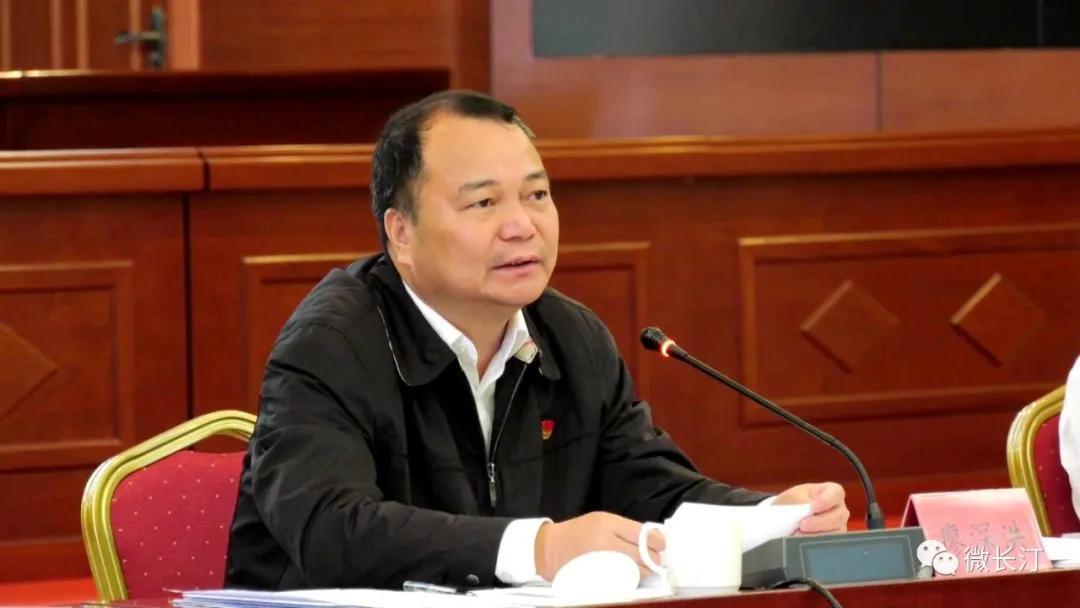 长汀县召开县委常委会(扩大)会议暨县委、县政府三季度经济形势分析会