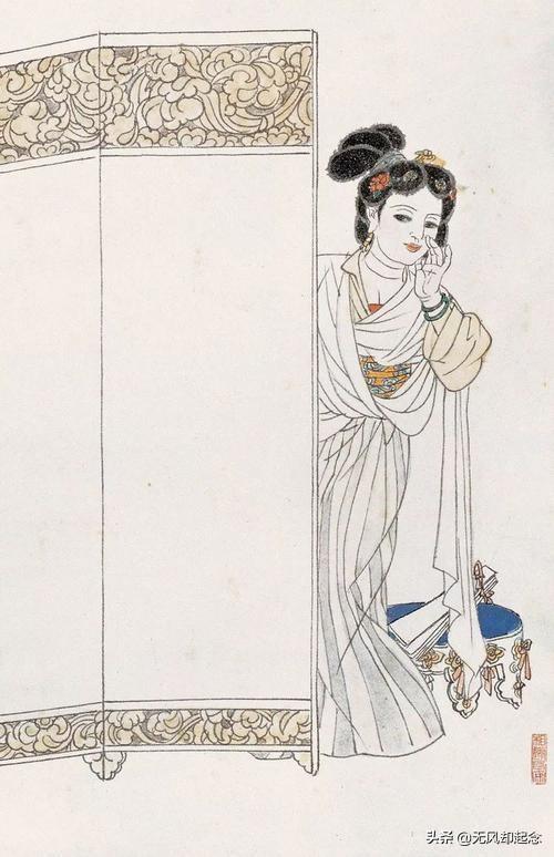 青楼女子写下求爱词,感动情郎妻子,妻子卖首饰让丈夫把她娶回家