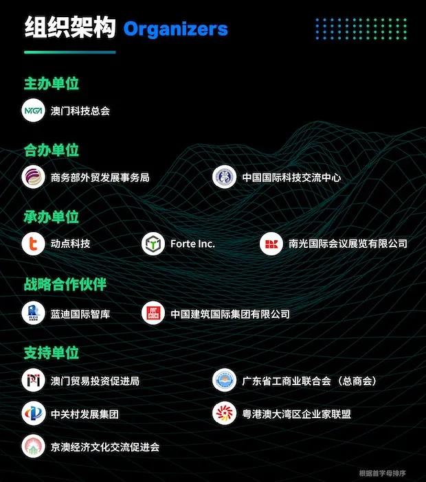 中国建筑国际作为战略合作伙伴参与BEYOND国际科技创新博览会
