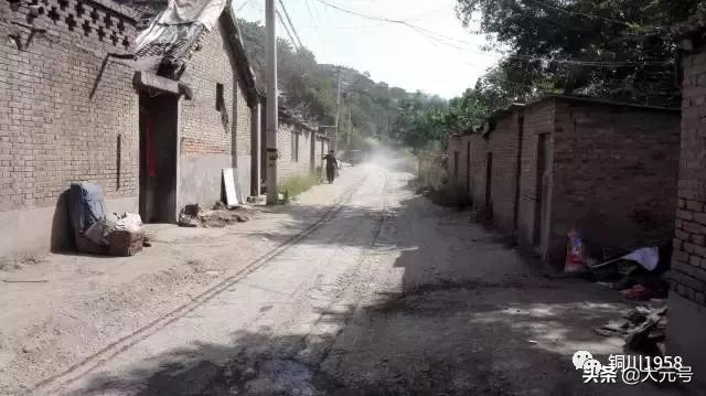 史家河煤矿印记