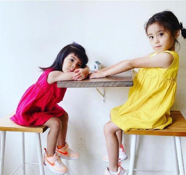 有一种星二代叫贾静雯女儿咘咘,如今5岁,完美继承妈妈高颜值