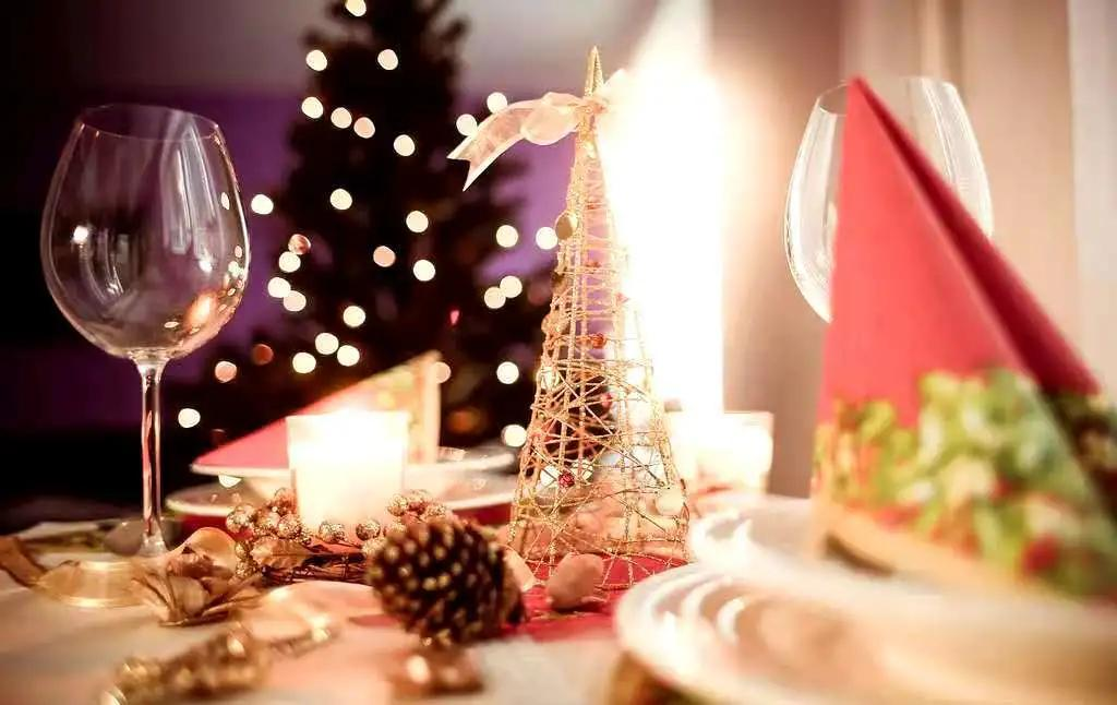 平安夜与挚爱一起邂逅冬日味蕾浪漫