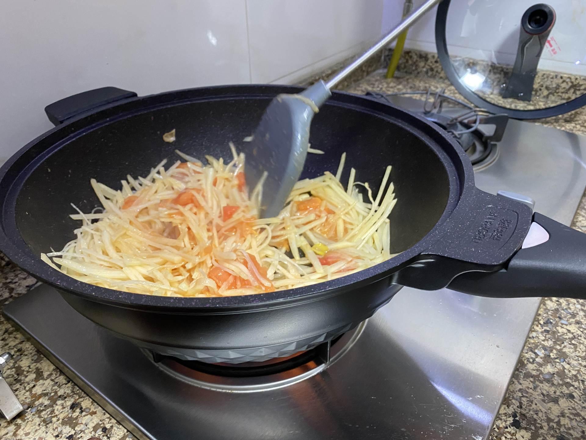 TIBORANG帝伯朗钛钻锅体验:一口锅PK整个厨房