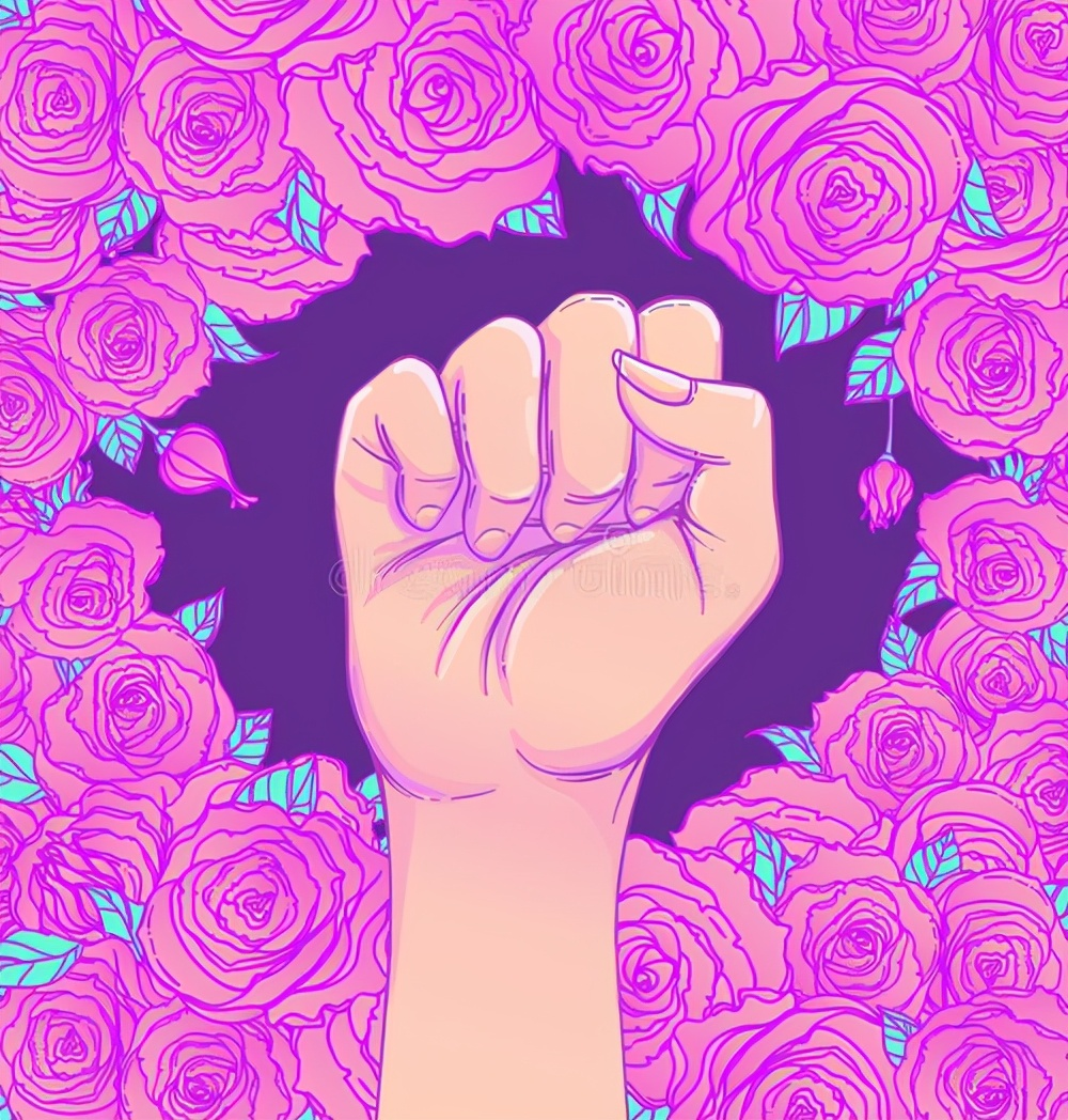 致敬所有女性,愿你们都能活出别样的风采