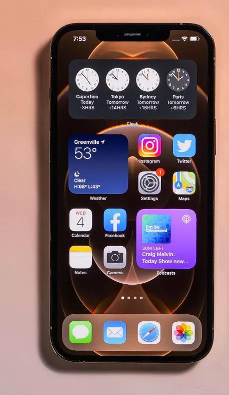 推荐收藏:iOS 14系统你所不知的13种隐藏功能