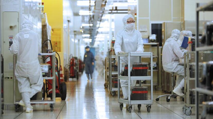 中芯国际7nm芯片技术突破,不用EUV光刻机,也能完成制造