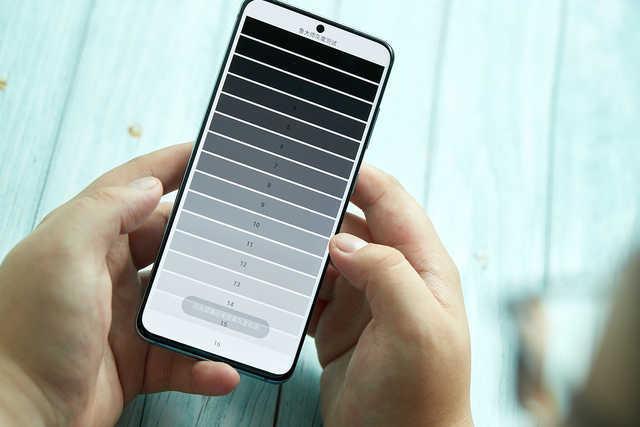 目前世界上最可的屏幕?网友:苹果也的叫大哥!