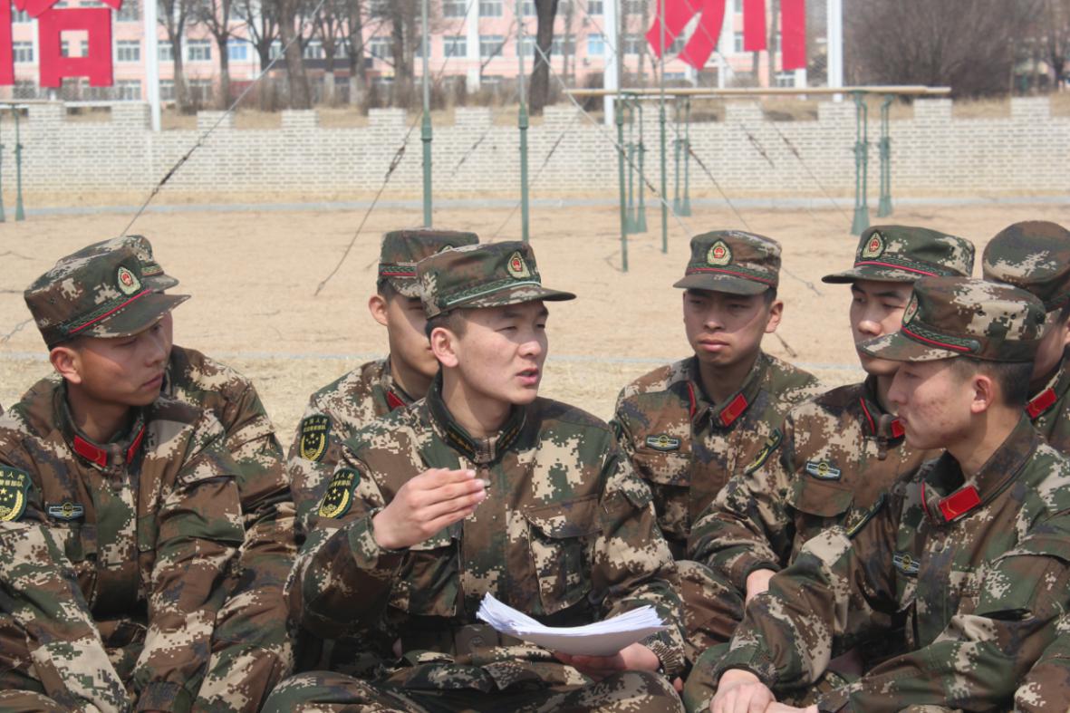"""""""两个协会的作风""""赵贺:建议成立新兵训练机构,更好地解决新兵训练中的新情况、新问题"""