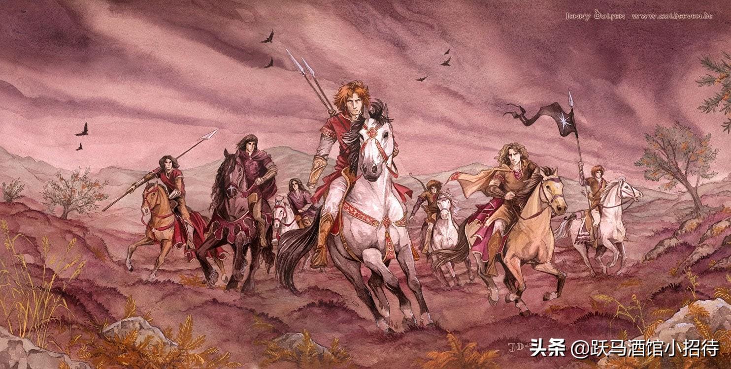 史上最完整的《指环王》上古时期大事记(编年体长文)
