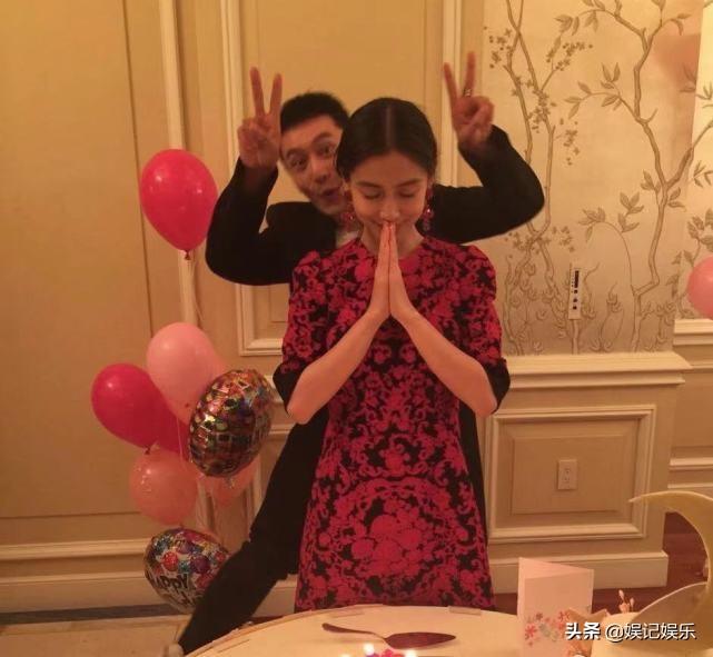 《中餐厅》官宣,黄晓明简介秀幸福,侧面证实在家做菜投喂妻儿?