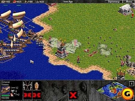 经典游戏帝国时代之罗马复兴
