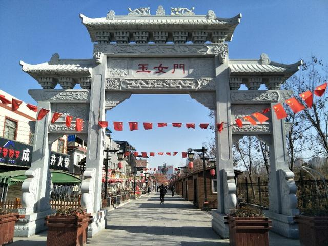 汉长安城遗址玉女门的突围