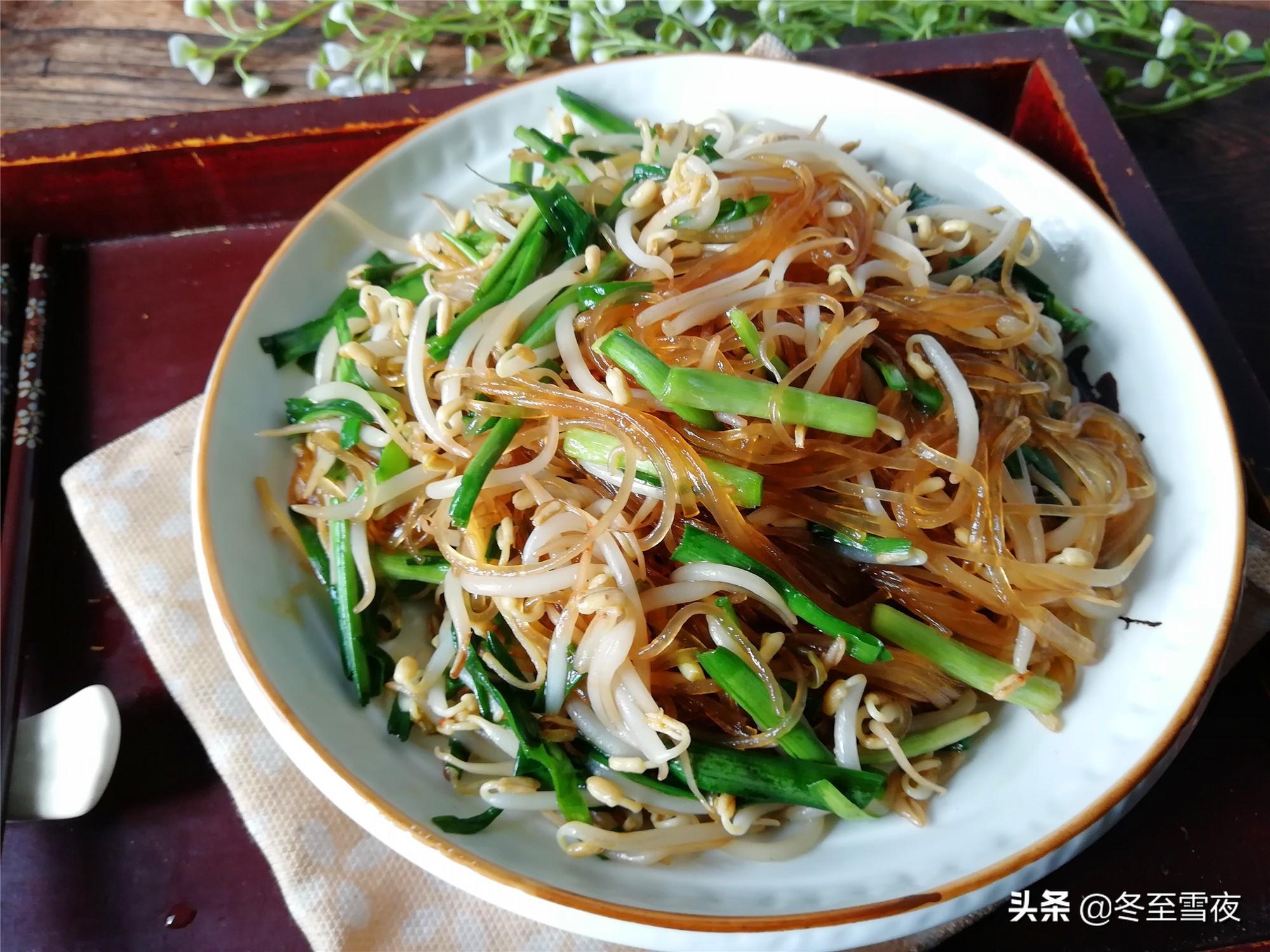 12道韭菜的做法,鲜香味美,鲜味十足 美食做法 第9张