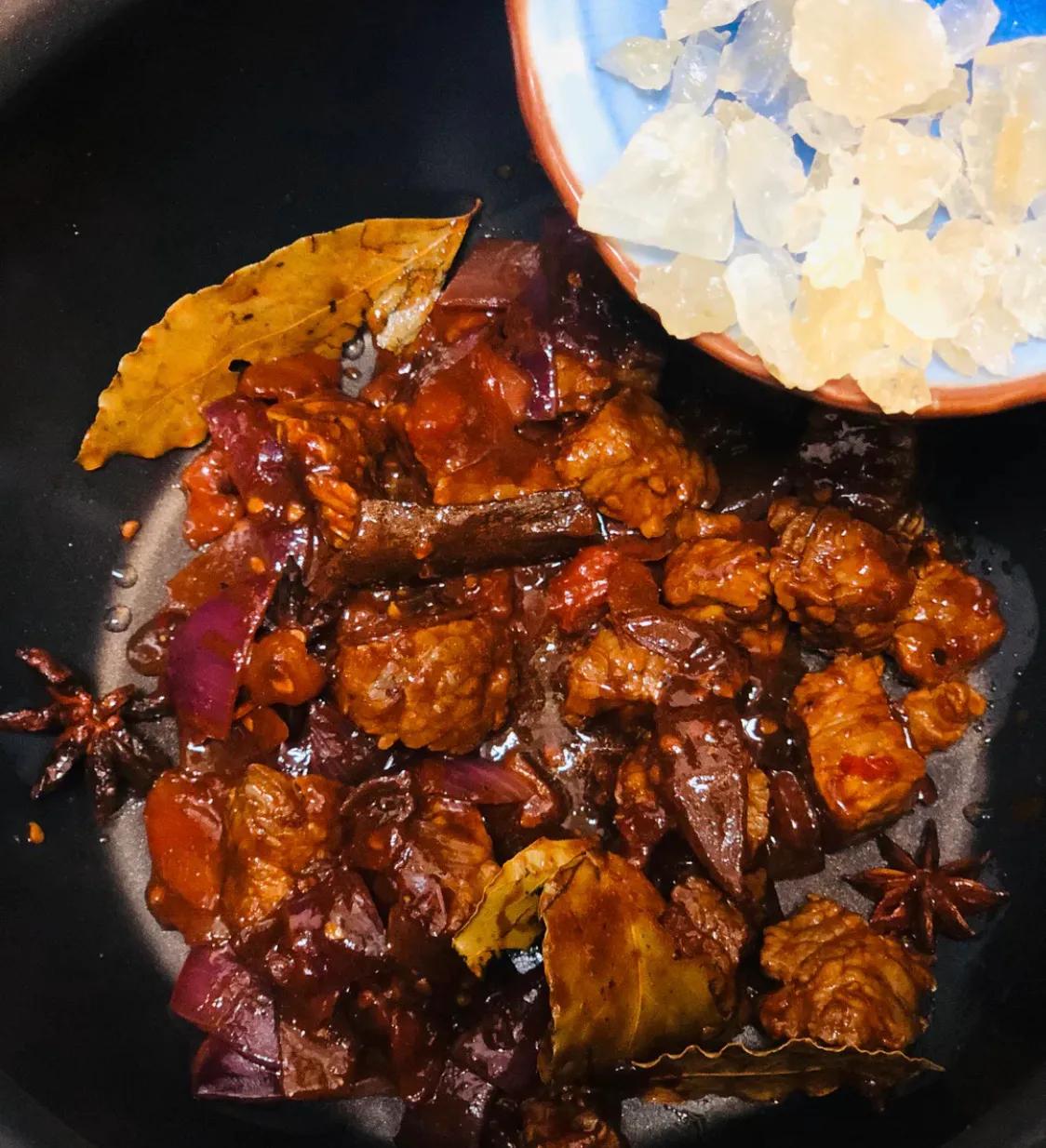 超详细的土豆炖牛肉,学起来吧 美食做法 第10张
