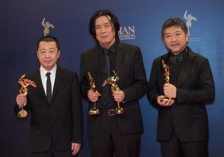 亚洲电影奖获奖名单公布,红海行动和我不是药神均有收获