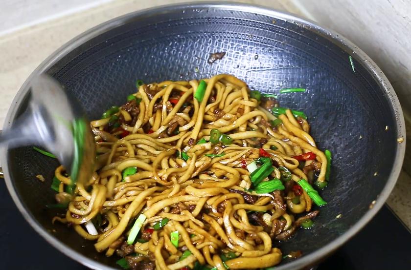 千叶豆腐学会这样做,出锅实在太香了 美食做法 第9张