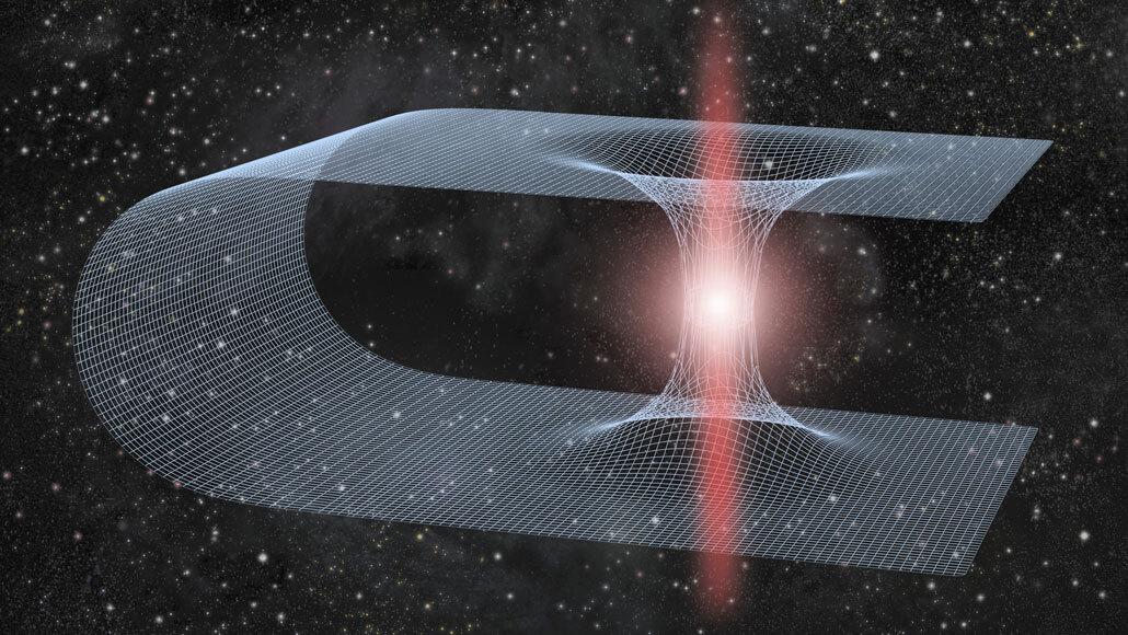 黑洞Vs虫洞,宇宙两大神秘天体如果相遇,会发生什么诡异的事-第3张图片-IT新视野