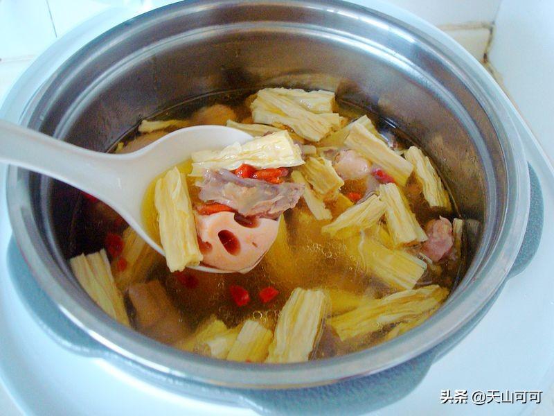 倒春寒,来个懒人菜,一锅出来,暖身暖胃,又能助消化 食疗养生 第11张