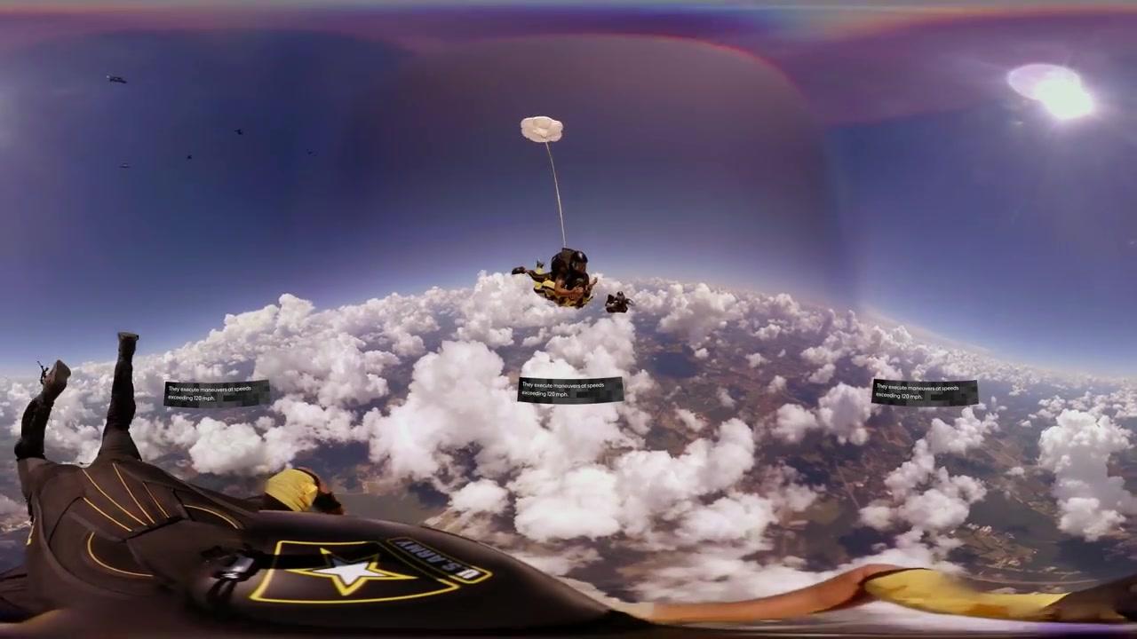 VR游戏比照传统游戏,优势一秒立现