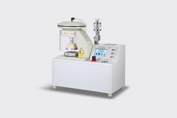 关于破裂强度试验机的使用方面